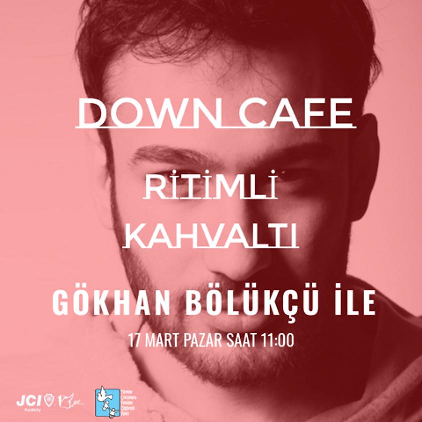 JCI Kadıköy Down Cafe'de Müzikli Kahvaltı