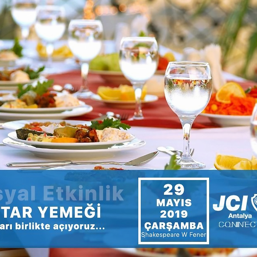 JCI Antalya İftar Yemeği