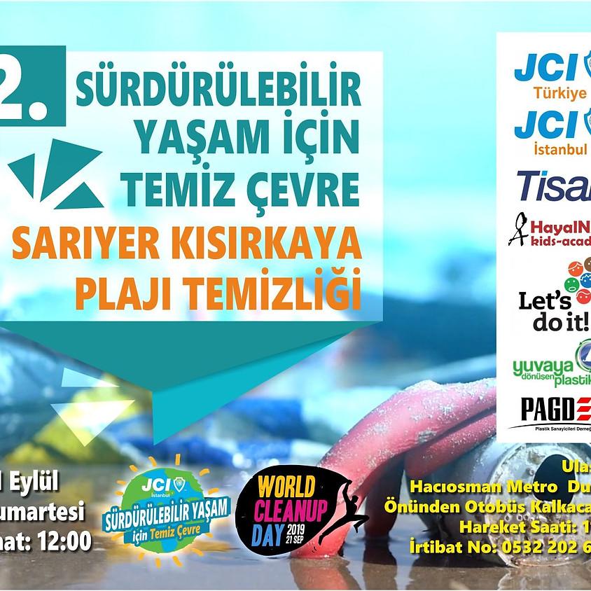 JCI İstanbul - Let's Do it! 2 Sürdürülebilir Yaşam İçin Temiz Çevre