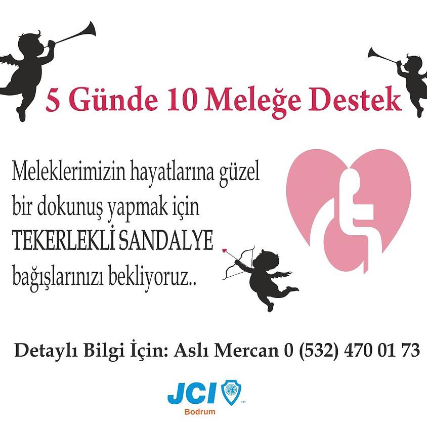 JCI Bodrum-5 GÜNDE 10 MELEK 2