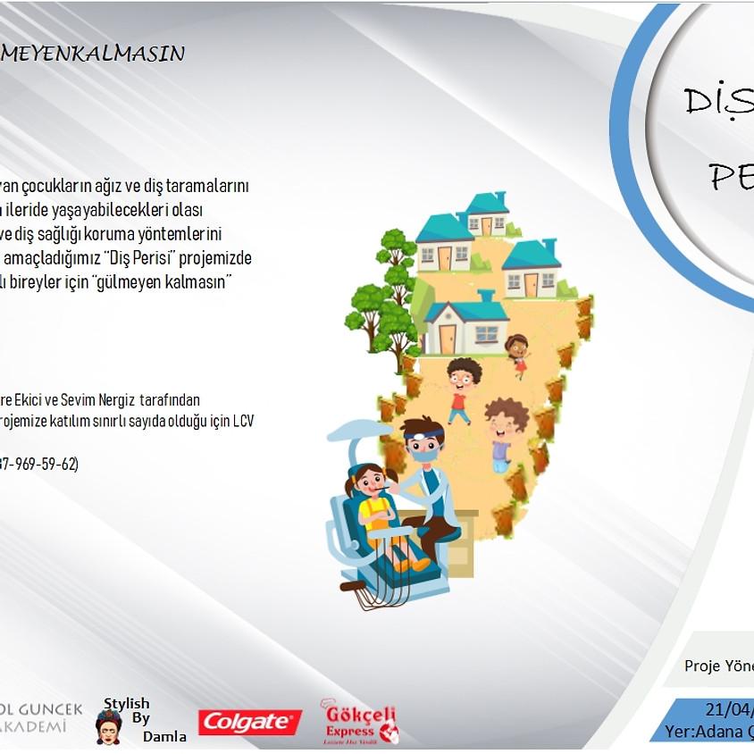 JCI Adana Diş Perisi