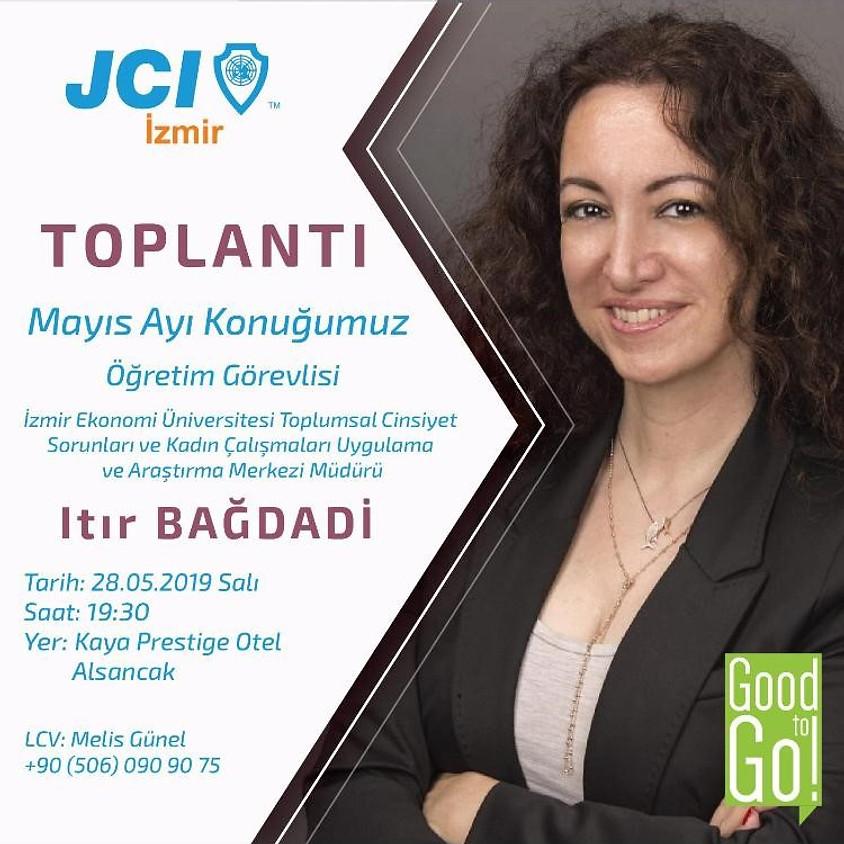 JCI İzmir Mayıs Ayı Mutad Toplantısı