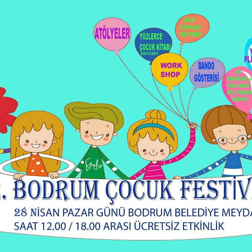 2.Bodrum Çocuk Festivali