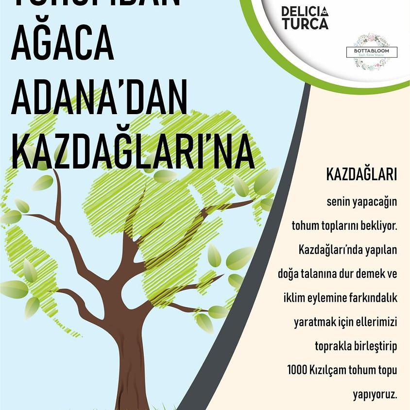 JCI Adana-Tohumdan Ağaca