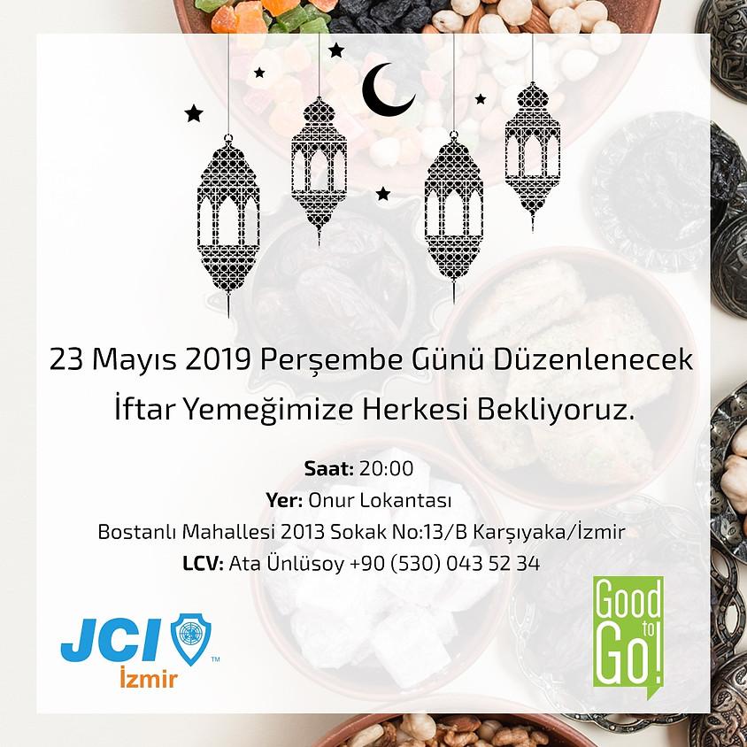 JCI İzmir İftar Yemeği Organizasyonu
