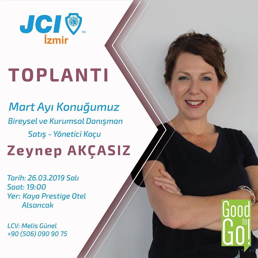 JCI İzmir Mart Ayı Mutad Toplantısı