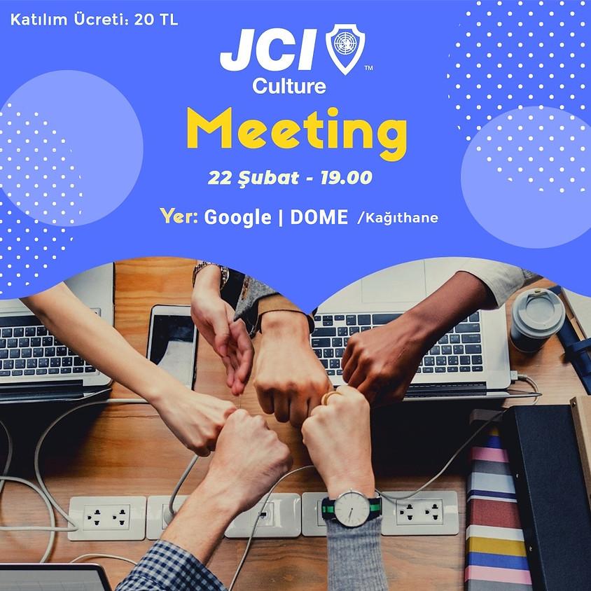 JCI Kültür – JCI Culture Meeting (Google Dome)
