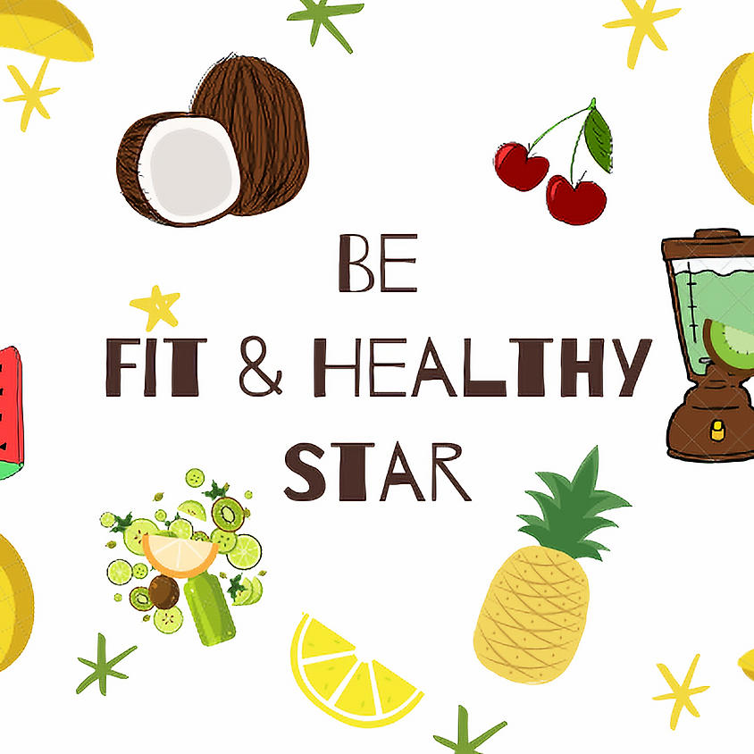 Be Fit & Healthy Star