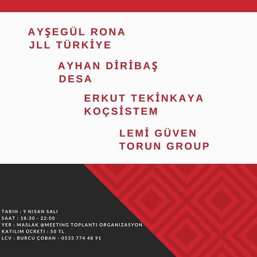 JCI Bahçeşehir JCINERGY CFO'nun Günlüğü Paneli