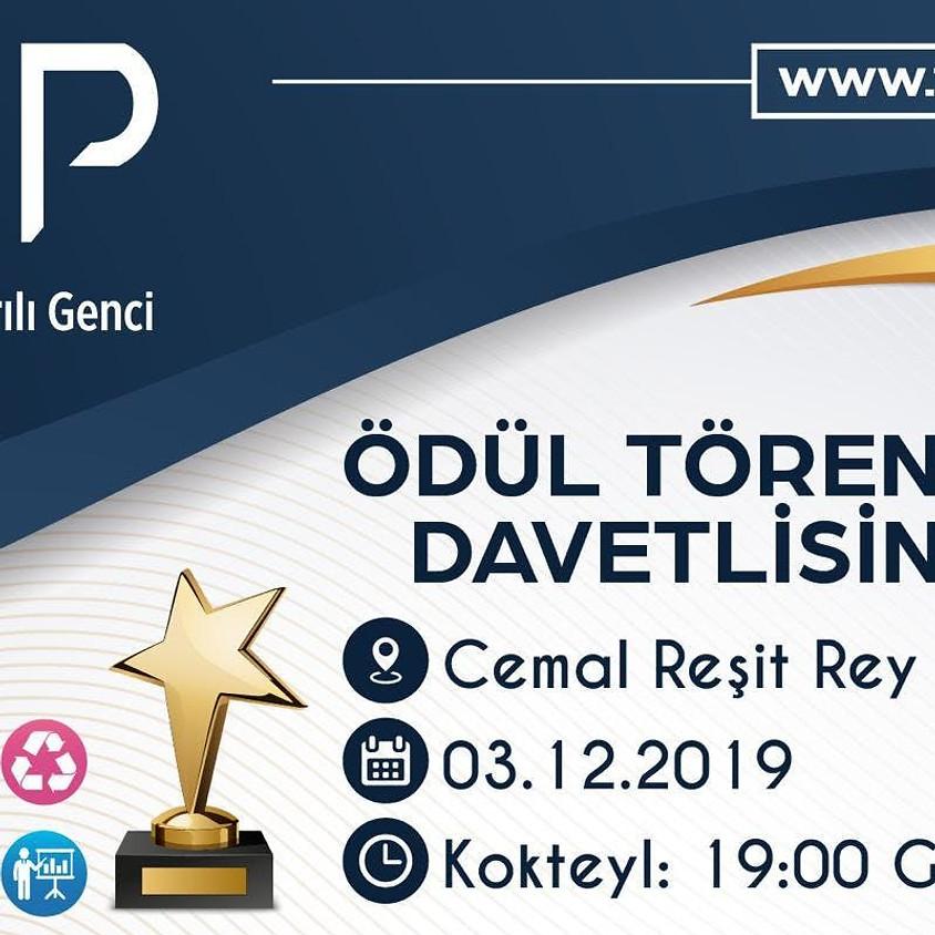 25 Yıl TOYP ( Türkiye'nin 10 Başarılı Genci ) Ödül Töreni