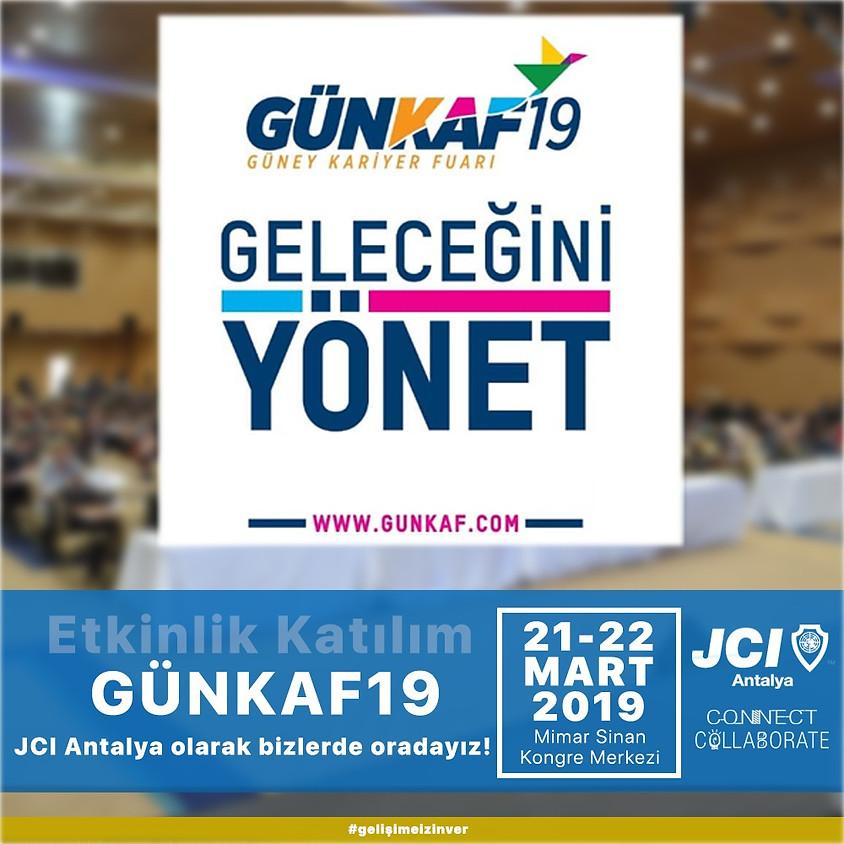 JCI Antalya - Güney Kariyer Fuarına Katılıyoruz