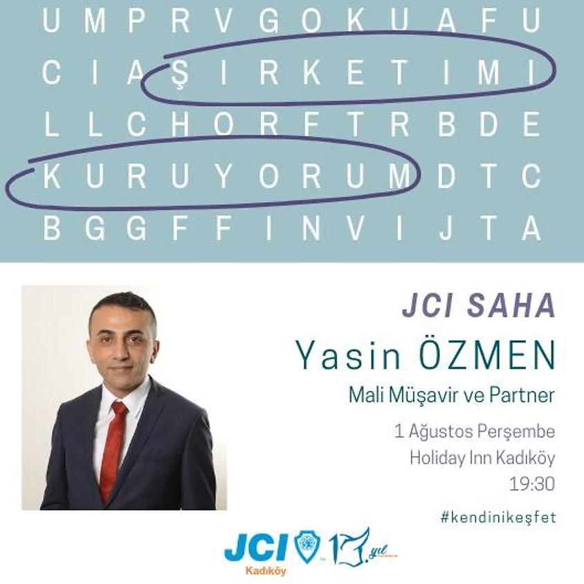 JCI Kadıköy- JCI SAHA Etkinliği