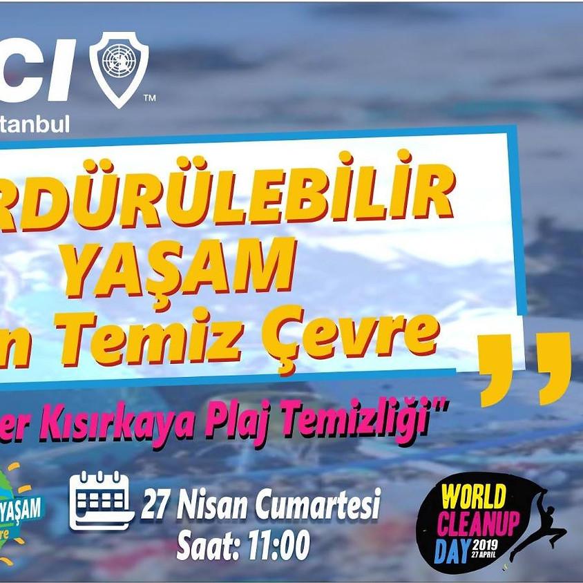 JCI İstanbul Sürdürülebilir Yaşam İçin Temiz Çevre
