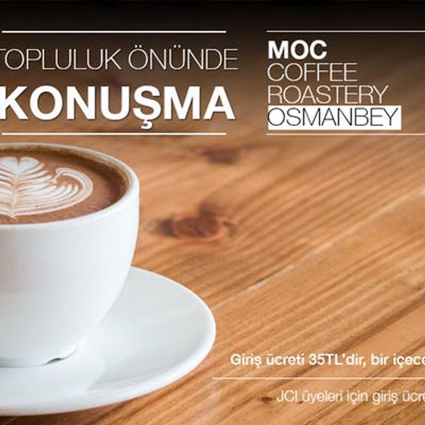 JCI İstanbul-Happy Friday-Topluluk Önünde Konuşma Yarışması