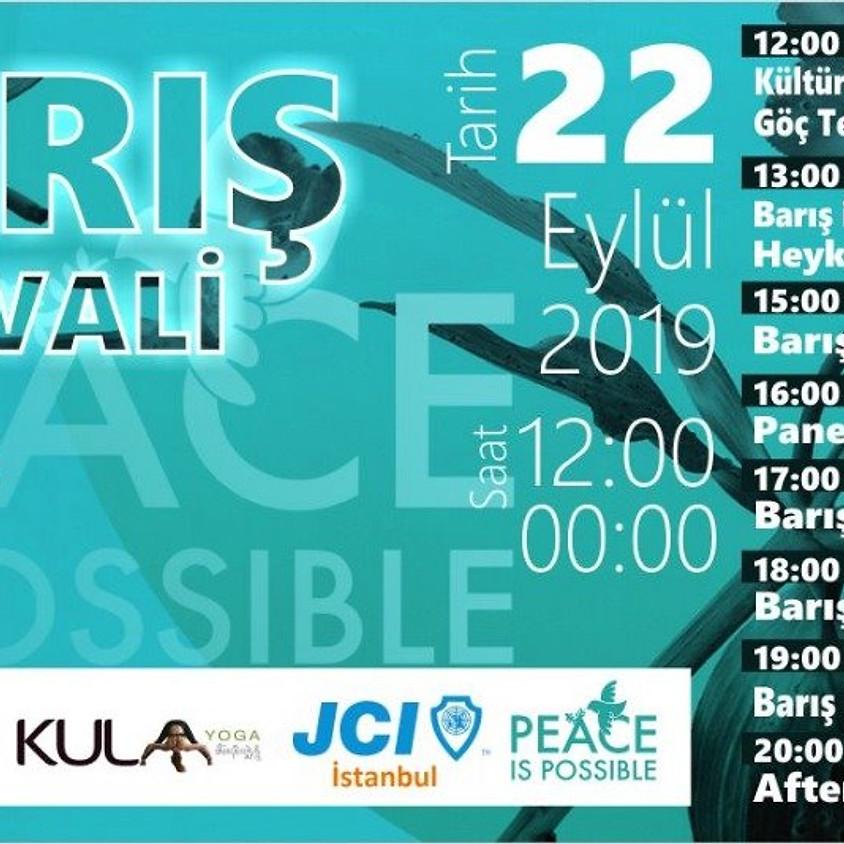 JCI İstanbul -Barış Festivali