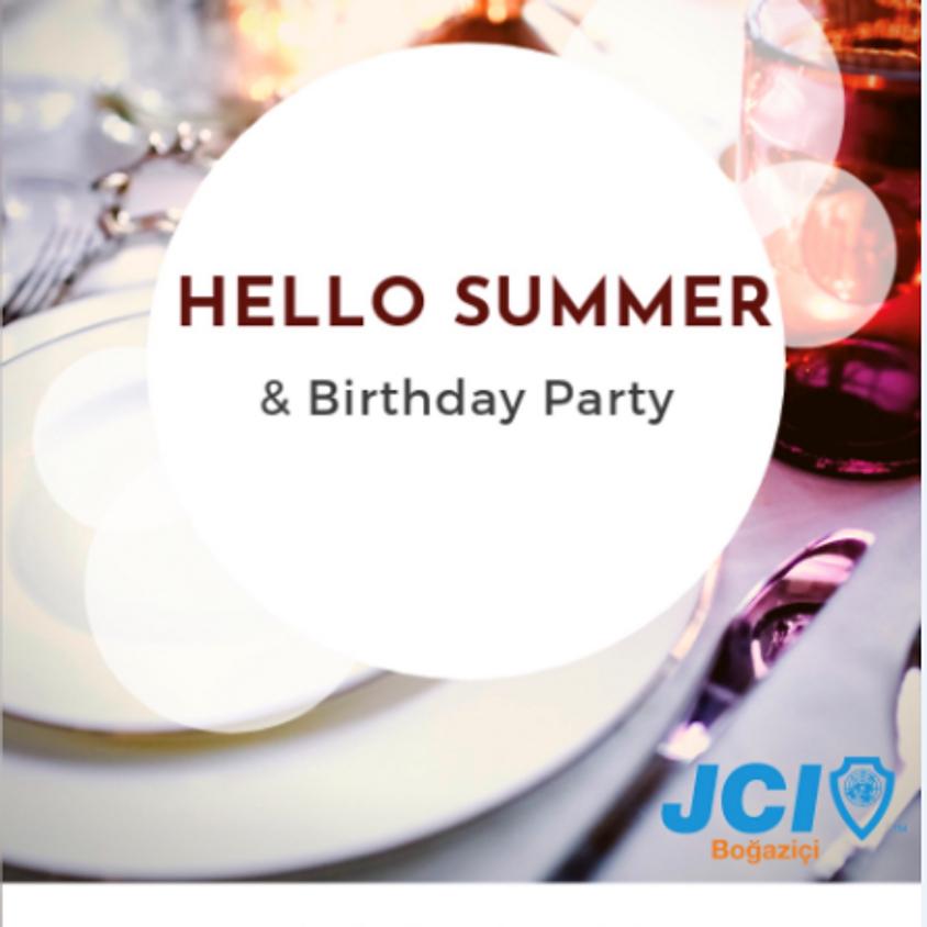 JCI Boğaziçi - Yaza Merhaba Etkinliği
