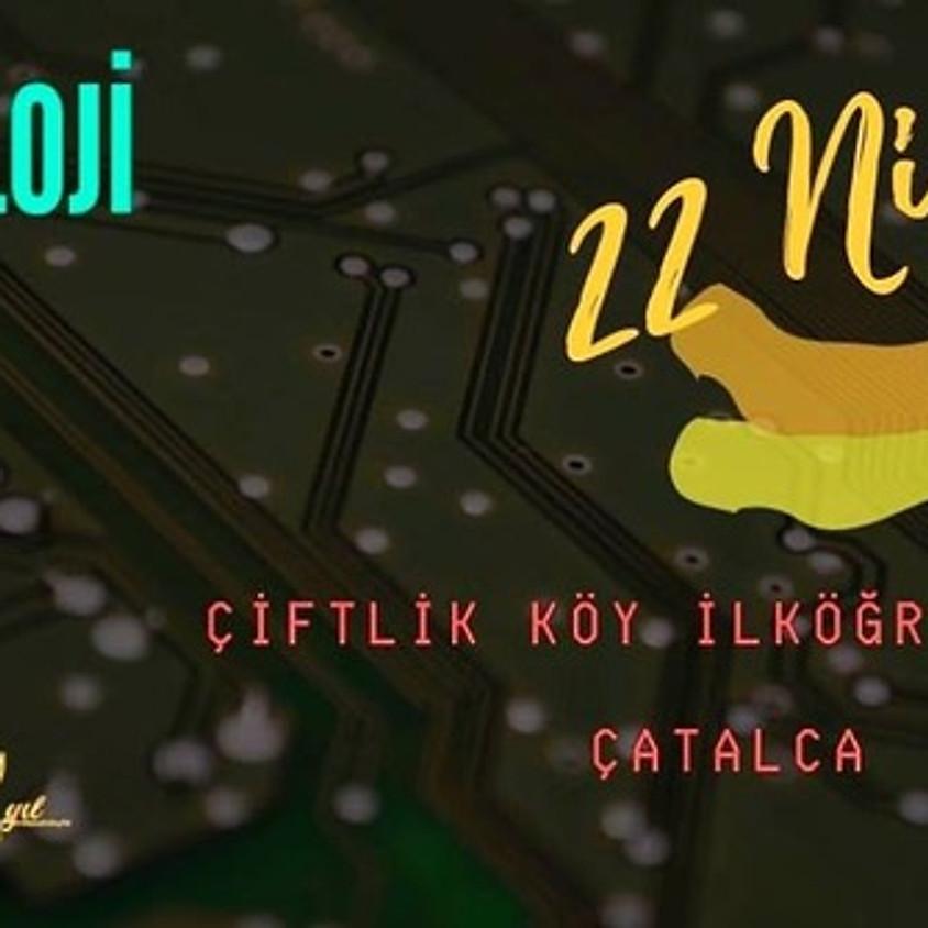 JCI Kadıköy Teknoloji Sınıfı Projesi