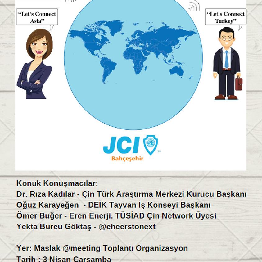 JCI Bahçeşehir Turkey Connecting Business Asia
