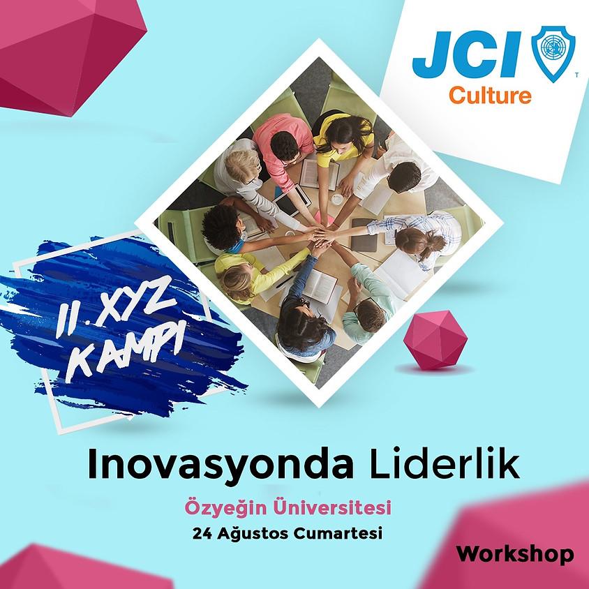 JCI Kültür – II.XYZ Kampı JCI Kültür Workshop