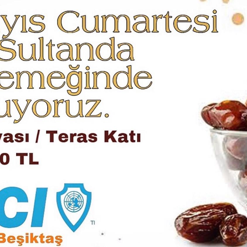 JCI Beşiktaş İftar Yemeği Organizasyonu