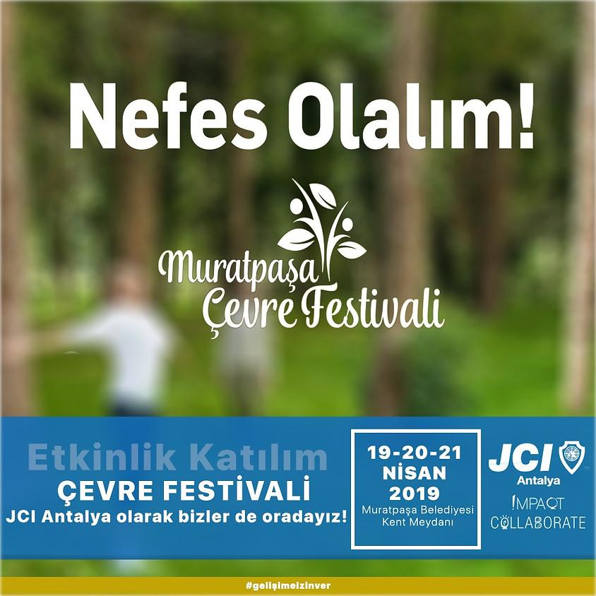 JCI Antalya Karbon Ayak İzi ve Çevre Festivali