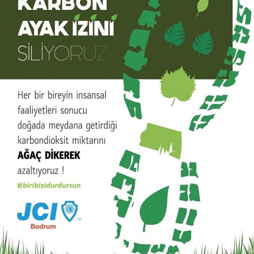 JCI Bodrum - KARBON AYAK İZİMİZİ SİLİYORUZ!