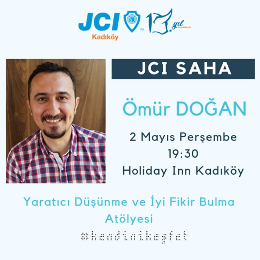 JCI Kadıköy SAHA Mayıs Ayı Etkinliği