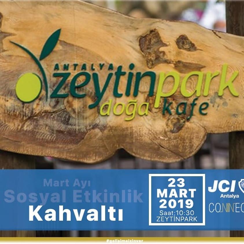 Zeytin Parkta Kahvaltı ve Doğa Yürüyüşü - JCI Antalya