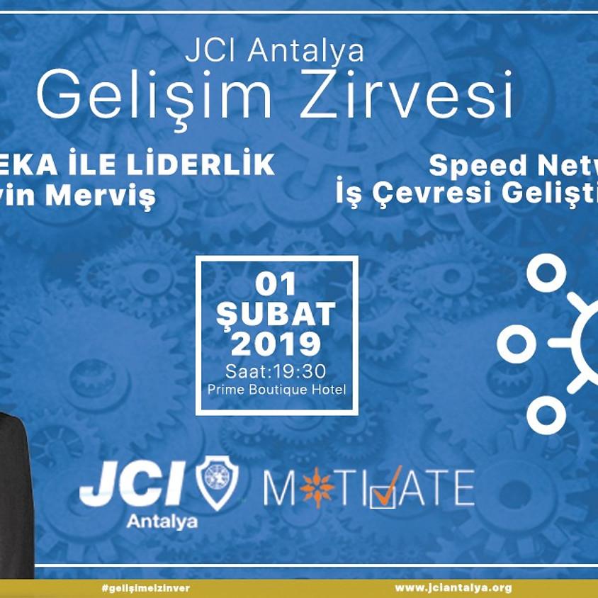 JCI Antalya Gelişim Zirvesi | 2019/1 (1)