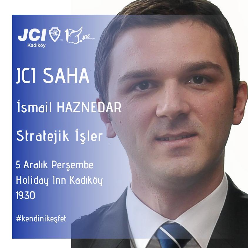JCI Kadıköy - Aralık Ayı JCI SAHA Etkinliği