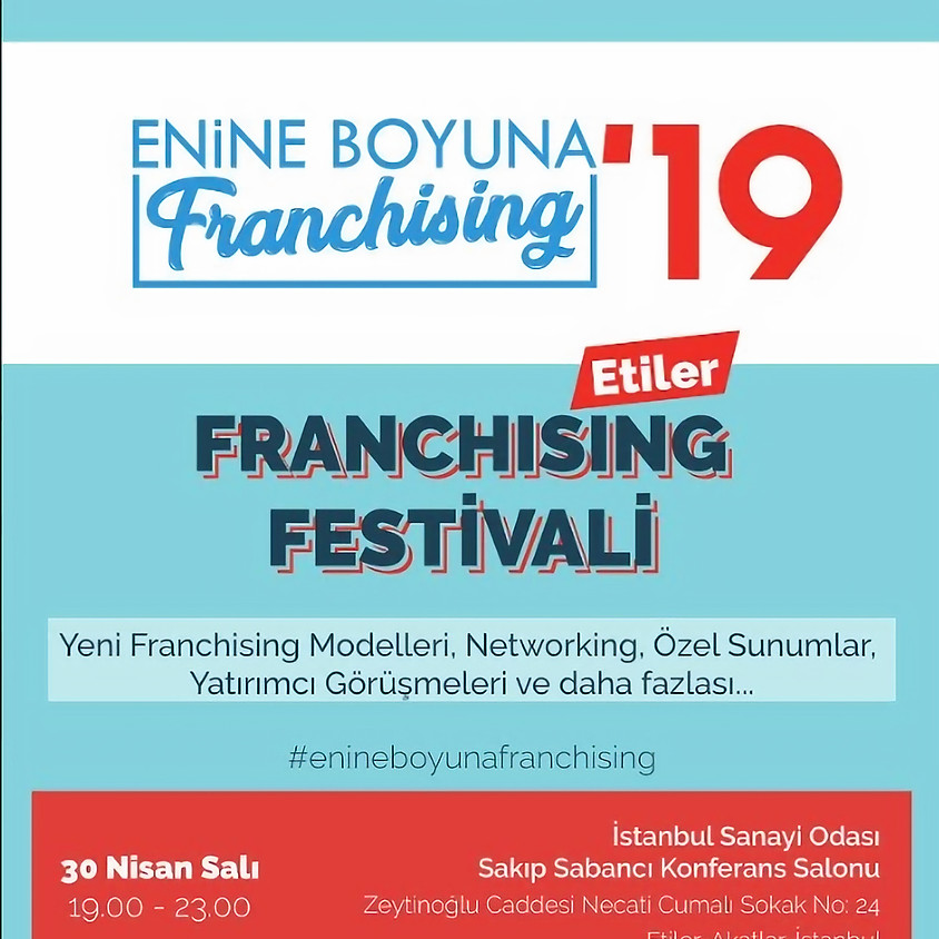 JCI İSTANBUL - ENİNE BOYUNA FRANCHISING
