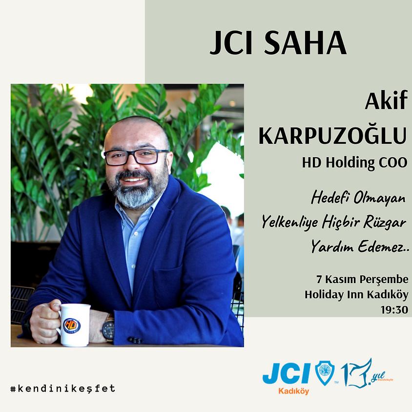 JCI Kadıköy - JCI SAHA Kasım Ayı