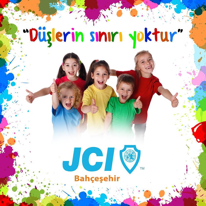 JCI Bahçeşehir - Düşlerin Sınırı Yoktur Proje Etkinliği