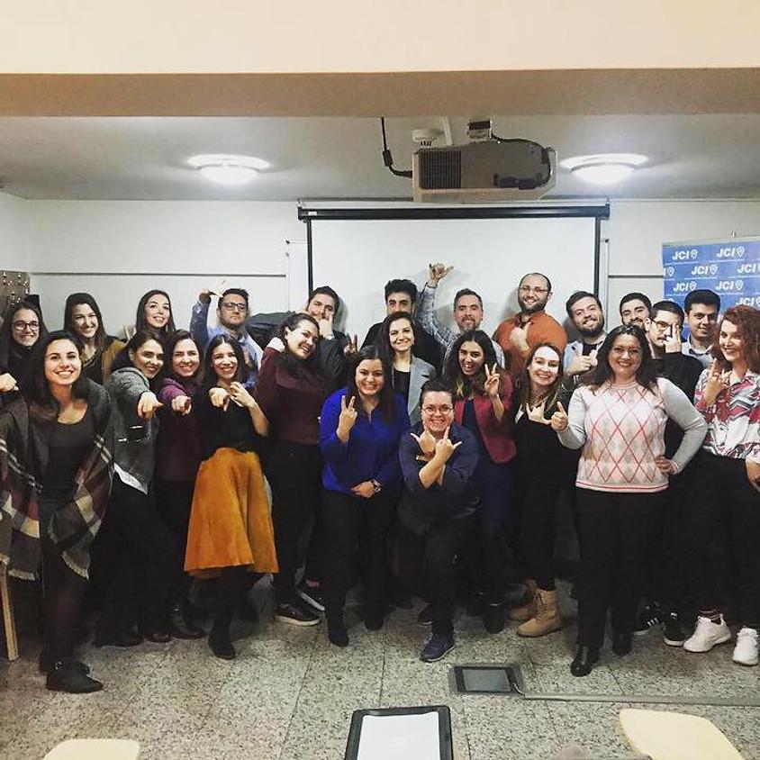 JCI Kültür OCAK Toplantısı