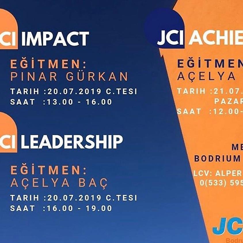 JCI IMPACT/ JCI LEADERSHIP / JCI ACHIEVE