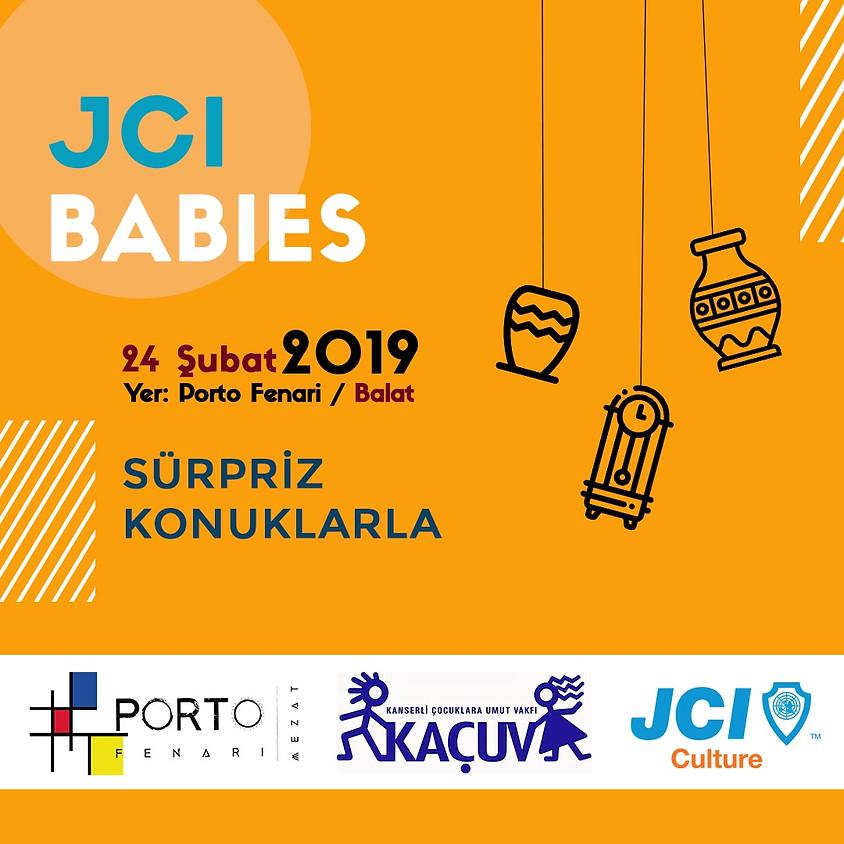 JCI Kültür – JCI Babies Açık Arttırma (Balat – Porto Fenari)
