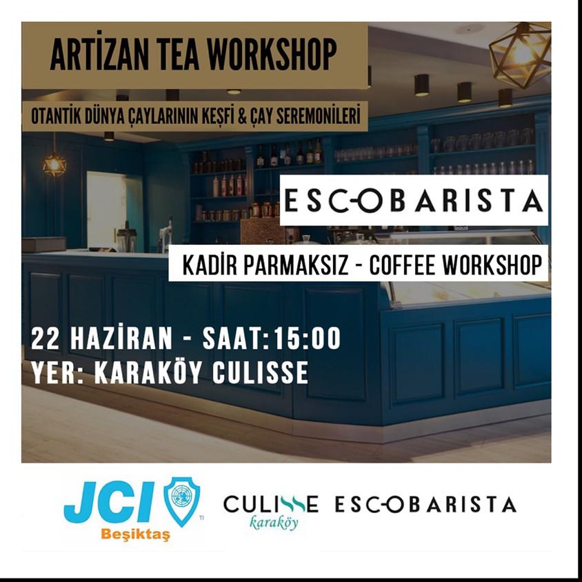 JCI Beşiktaş Tea & Coffee WorkShop