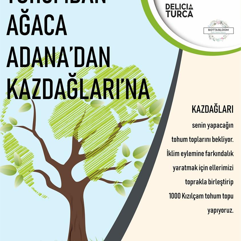 JCI Adana - Tohumdan Ağaca