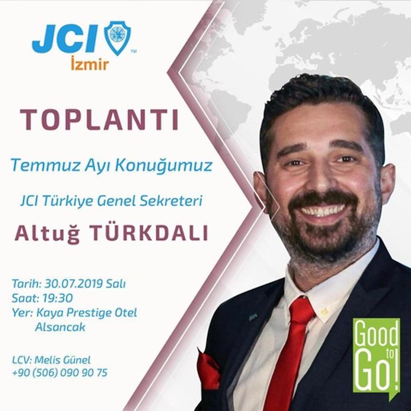 JCI İzmir Mutad Topantısı