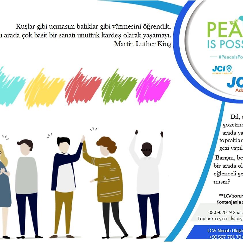JCI Adana - Peace Is Possible