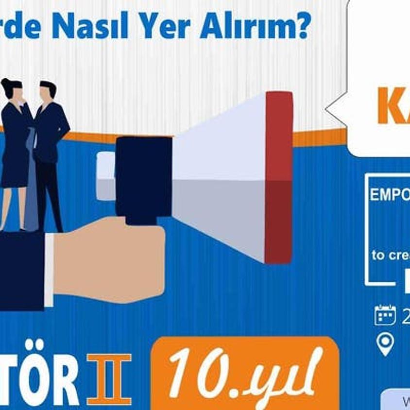 10. Yılında JCI Istanbul II. Projektör '19