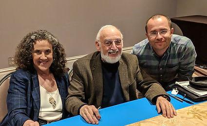Sasha Raskin with Gottman couples therapist boulder, co