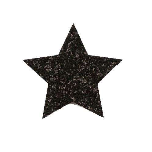 Star Clip - Black