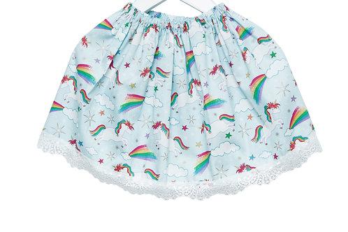 Hand Made Unicorn skirt