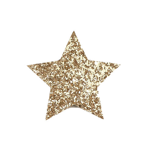Star clip - Gold