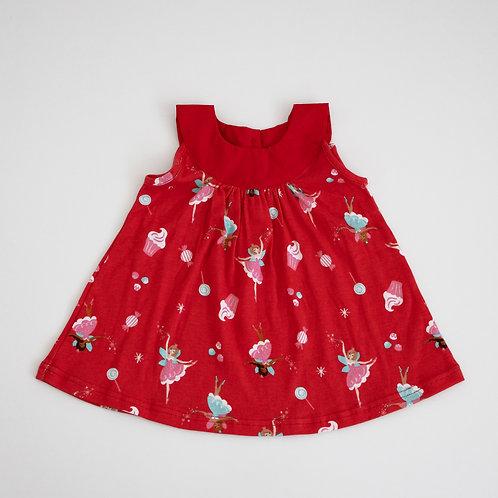 Fairy print dress