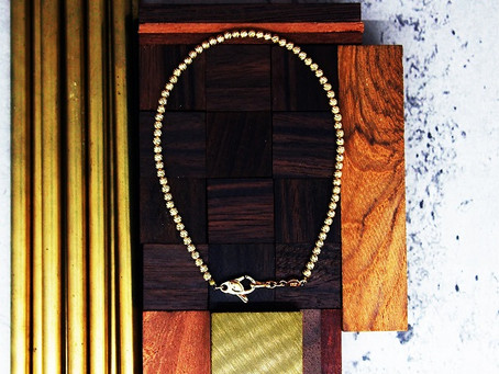 NEWS : honey cutball bracelet
