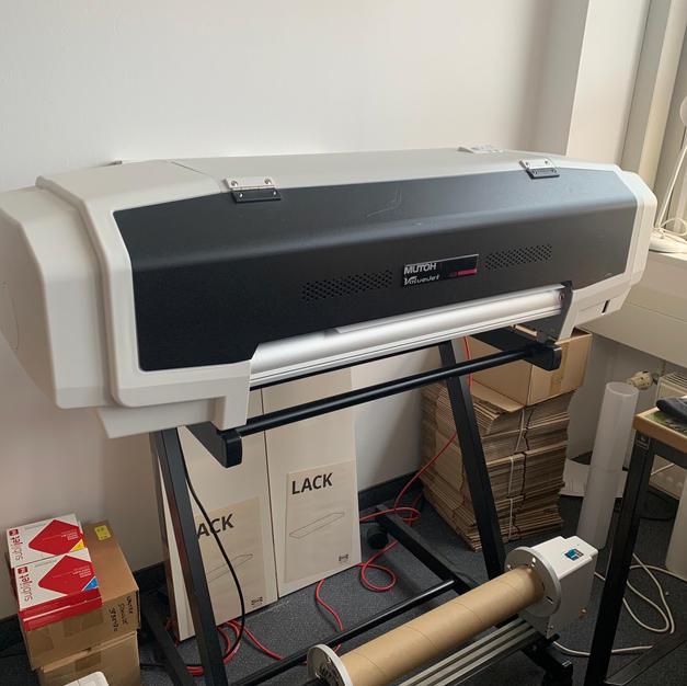 MUTOH Digitaldrucker