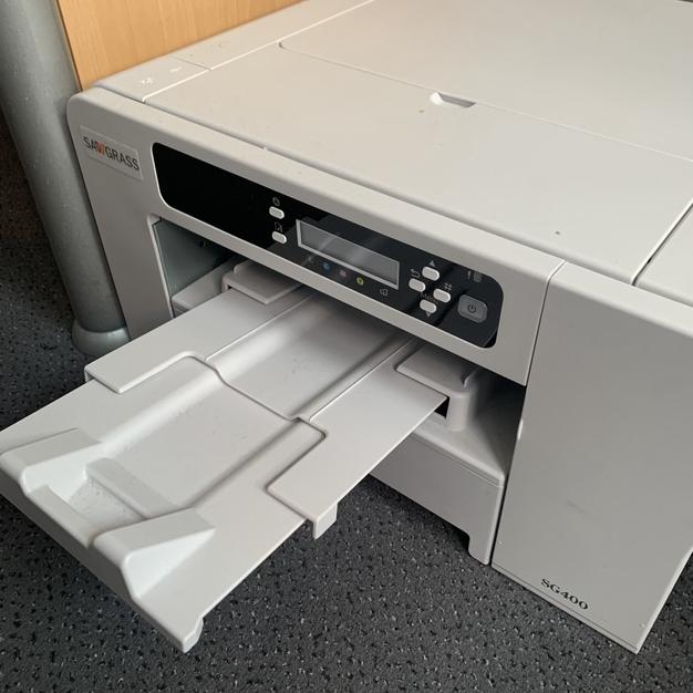 SAWGRASS Sublimationsdrucker