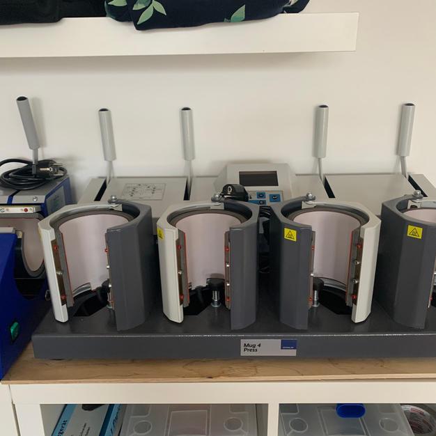 Mug 4 Press Tassenpresse